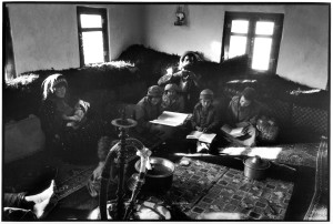 Study in the mufred. Beit Sinan, Arhab. 1986