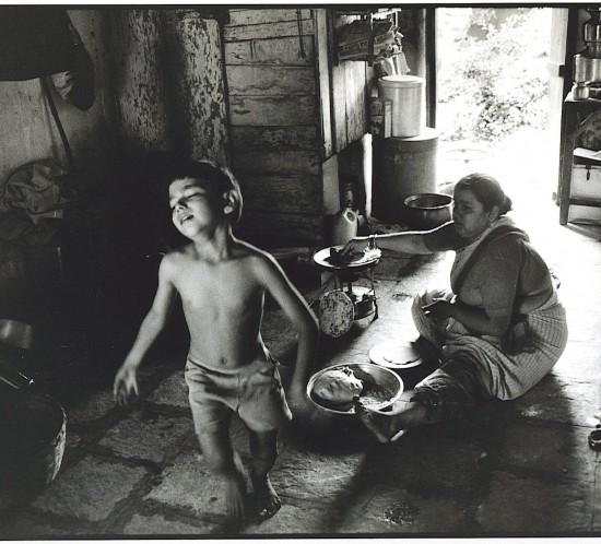 1.Baking the matza.Ali Bag, India, 1986