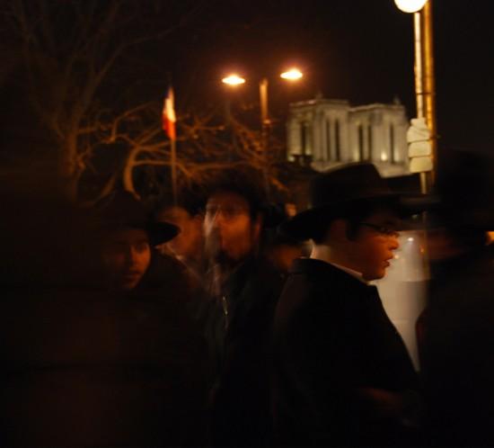 4. Hanouka. Paris.2008